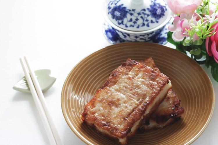 chinese new year turnip cake dessert - Chinese New Year Desserts