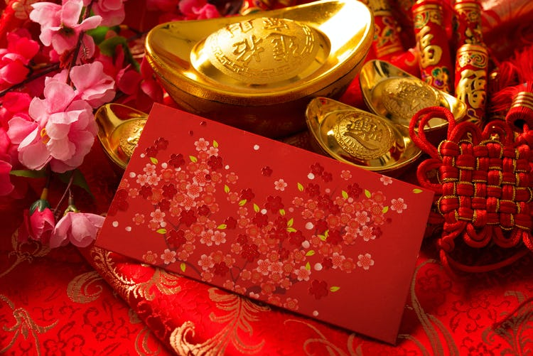 Image result for feng shui red envelope